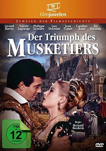 Der Triumph des Musketiers (Filmjuwelen)