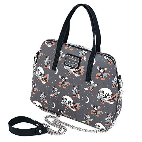 Loungefly Mickey Halloween Crossbody Bag Standard