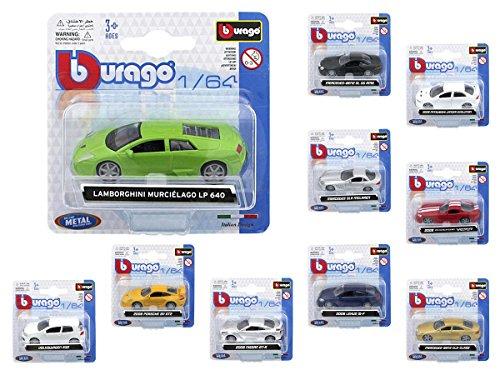 Alsino Burago Modellauto Maßstab 1:64 Modelle Bburago Modell Autos Modellfahrzeuge, Variante wählen:59000 Lexus is-F