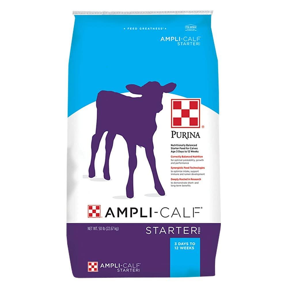 Purina Animal Nutrition Purina Ampli Calf Starter 50