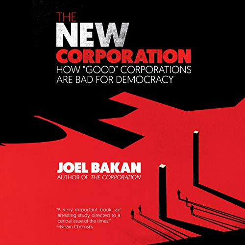 The New Corporation cover art