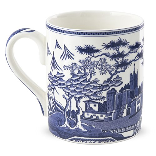 Spode Blue Room Gothic Castle Mug 0.25L