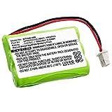 subtel® Qualitäts Akku kompatibel mit Motorola MBP481, MBP482, MBP483, HRMR03, GP80AAAHC3BMX 700mAh Ersatzakku Batterie