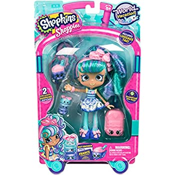 Shopkins World Vacation (Europe) Shoppies Dol | Shopkin.Toys - Image 1