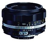 フォクトレンダー ULTRON 40mm F2 SL II S Aspherical [ブラックリム]
