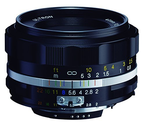 VoightLander ULTRON 40mm F2 Aspherical SL IIS ブラックリム 231658