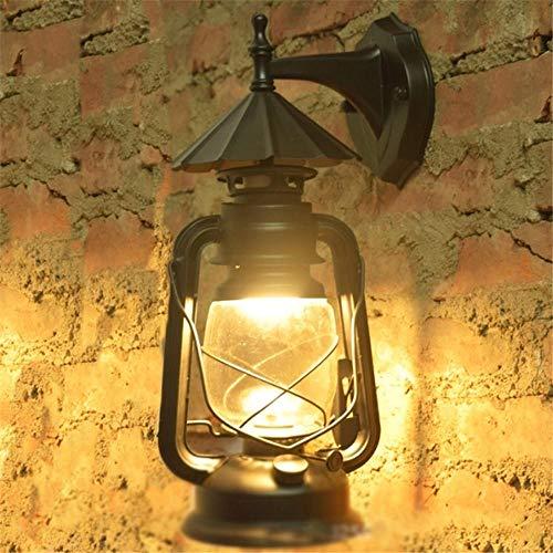 Antike Petroleumlampe Im Freien Industrielle Wind-Dachbodenlampe Der Retro- Laterne Chinesische...