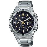 [カシオ] 腕時計 ウェーブセプター 電波ソーラー WVQ-M410DE-1A3JF メンズ シルバー