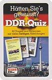 DDR-Quiz (Kartenspiel)