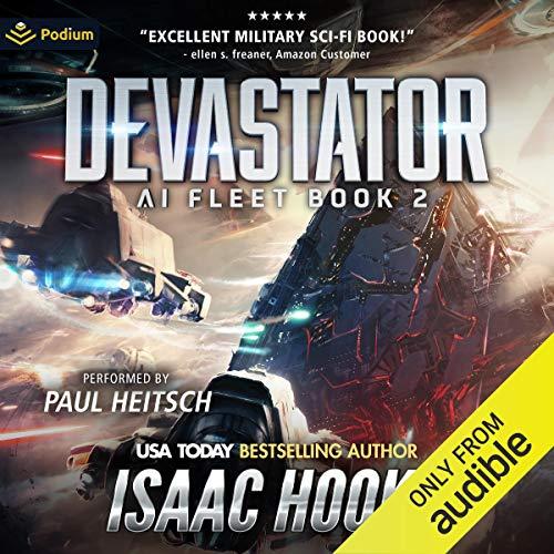 Devastator Audiobook By Isaac Hooke cover art