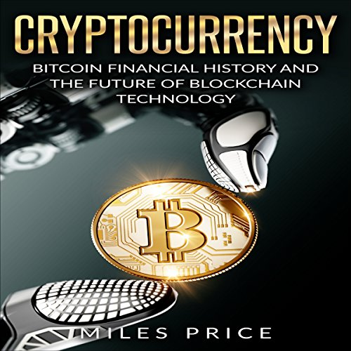 Cryptocurrency audiobook cover art