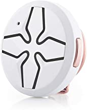SEAM Lotus Wearable Personal Safety Device - Smart Speaker-On-The-Go - Hands-Free, Real-Time GPS and Audio Sharing - Recor... photo