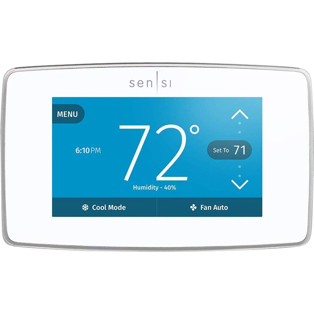 Emerson Thermostat Touchscreen Display Certified