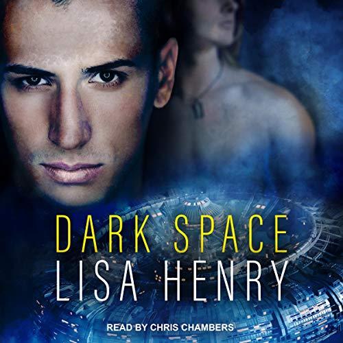 Dark Space audiobook cover art
