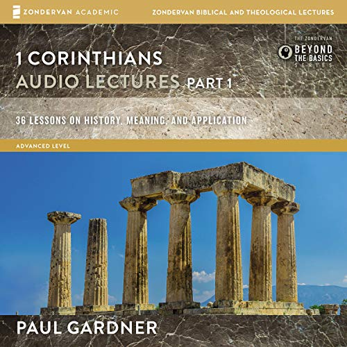 1 Corinthians: Audio Lectures Part 1 Titelbild