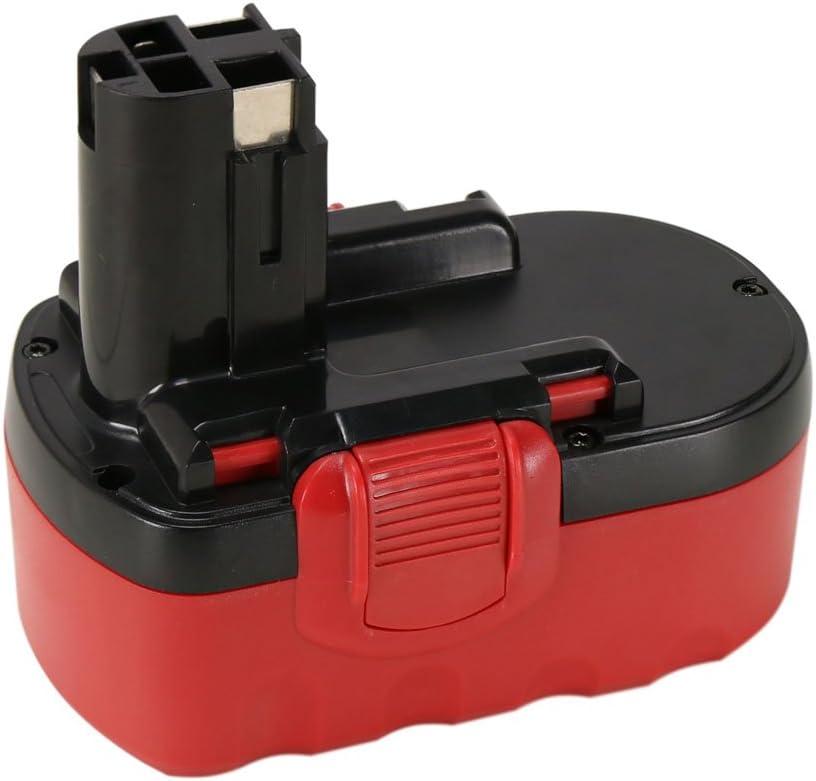POWERAXIS 18V 3.0Ah Replacement Battery BAT026 お洒落 BAT025 for Bosch 直営店