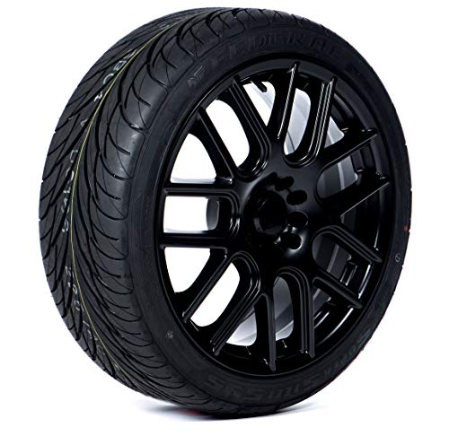 Federal SS-595 All-Season Radial Tire - 225/40R18 88W