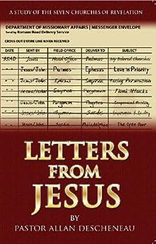 Letters From Jesus by [Allan Descheneau, Pierre Belanger]