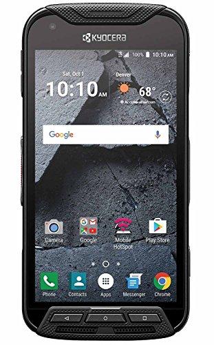Kyocera Duraforce Pro E6820 32GB Phone w/ 13MP Camera - Black (Renewed)