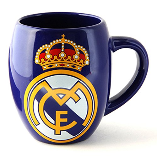 Real Madrid Tasse Tea Pot Club de sport Blanc