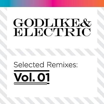 Godlike & Electric Selected Remixes, Vol.1