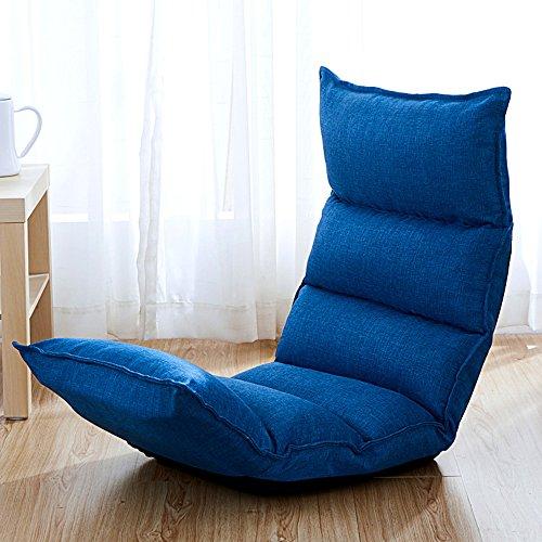 Chaises pliantes Xiaolin de Camping Chaise de pêche portative en Plein air Chaise Paresseux Chaise arrière Fauteuil inclinable (Couleur : 06)