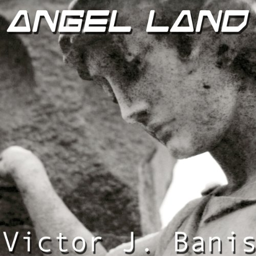 Angel Land audiobook cover art