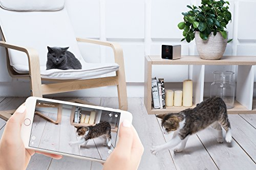 Petcube First Generation Camera for Pets with HD 720p Video, Wi-Fi and Two-Way Audio