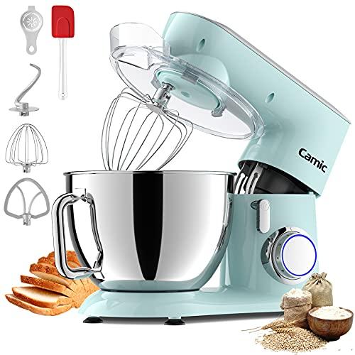 Küchenmaschine Knetmaschine 1800W,Camic...