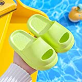 Kinder Jungen Mädchen Wasser Schuhe, Poolschuhe Garten Baby Pool Strand Sandalen Kleinkind Niedlichen Cartoon Slipper Slide Sandalen Anti-Rutsch-Flip Flops Wasser Schuhe