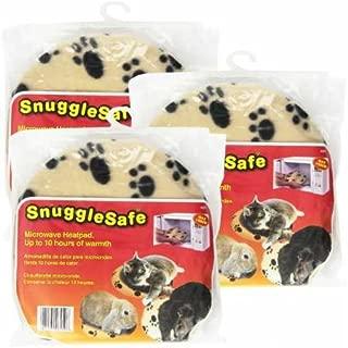 3 Pack SnuggleSafe Microwave Heat Pad_DX