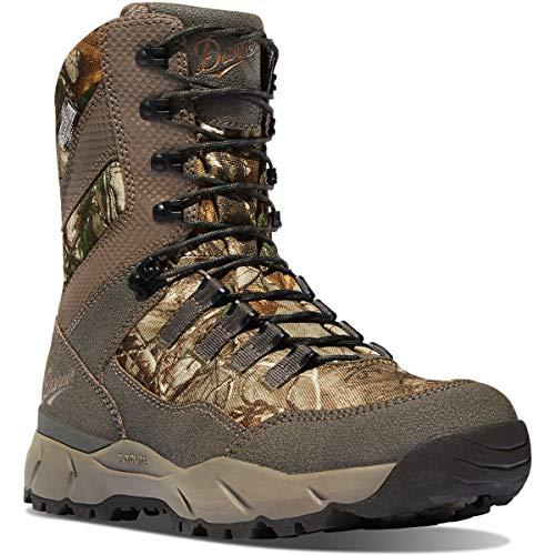 """Danner Men's 41559 Vital 8"""" Waterproof Hunting Boot, Realtree Edge - 10 D"""