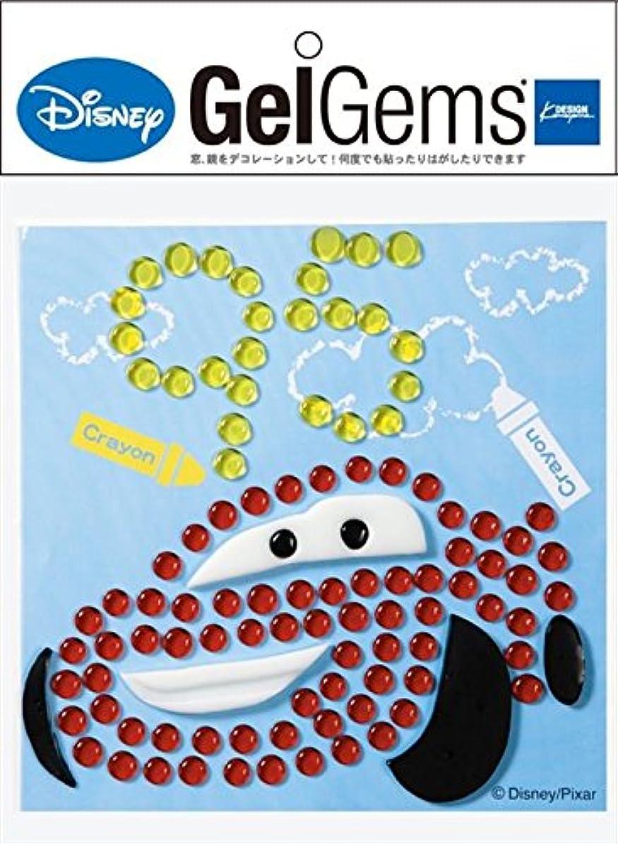 反逆者減衰虐殺GelGems(ジェルジェム) ジェルジェムディズニーバッグS 「 カーズドット 」 E1050054 キャンドル 200x255x5mm (E1050054)