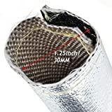 Selotrot 1M Isolierung Metall Hitzeschutz Ärmel Draht Schlauch Schutz Abdeckung