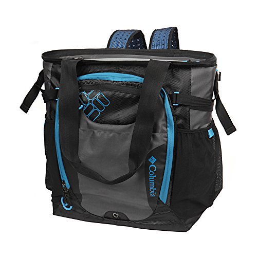 Columbia Alpine Escape 36 Can Thermal Backpack, Black