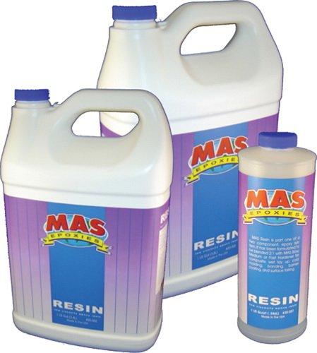 MAS Low Viscosity Epoxy Resin (Quart)