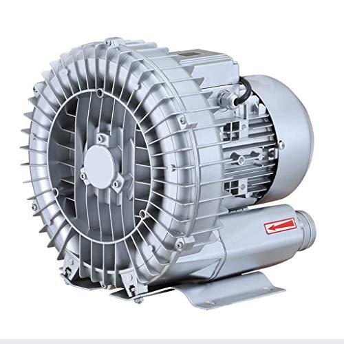 LXLH Ventilatore centrifugo, Tecnologia a Bassa rumorosità, soffiante e Motore in Rame Puro a Doppio Scopo, Elevato consumo di Ossigeno, Risparmio energetico, Pompa ad Aria Vortex a Risparmio ene