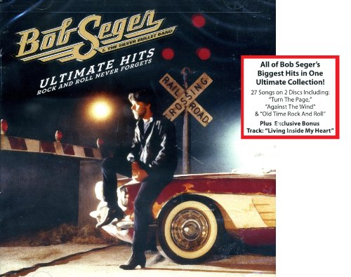 Ultimate Hits: Rock and Roll Never Forgets with Bonus Track  Living Inside My Heart