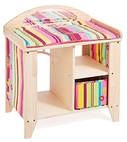 Howa - Table à Langer pour poupées Butterfly 27401