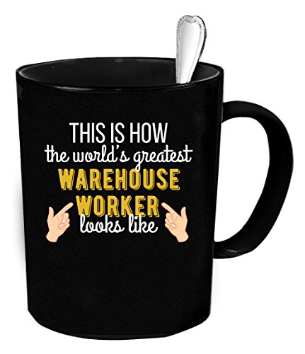 The World's Greatest Warehouse Worker Mug