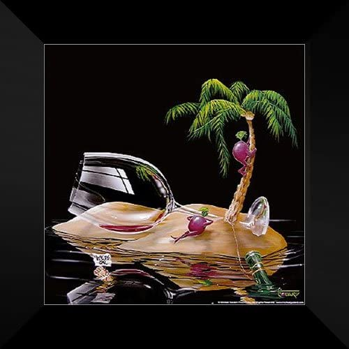 Michael sale Godard Framed Art depot in Paradise