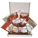 Mexicano Chile en polvo Pack - CHILLIESontheWEB (200g)
