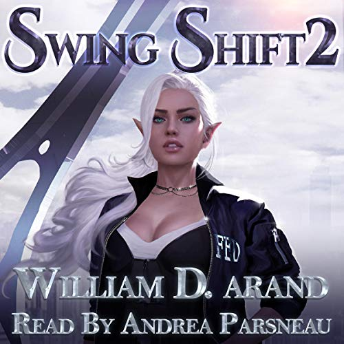 Swing Shift: Book 2 audiobook cover art