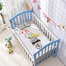 Children Summer Sleeping mat Baby Foldable Bedding Mattress Cold mat with ice Silk Bed Sheets Summer Kindergarten nap mat,...