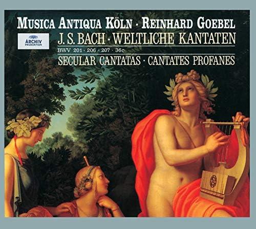 Dorothea Röschmann, Axel Köhler, Christoph Genz, Musica Antiqua Köln & Reinhard Goebel