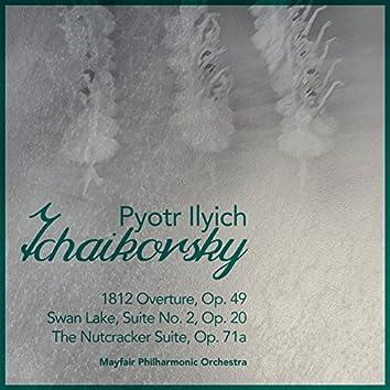 Pyotr Ilyich Tchaikovsky: Overtures & Suites