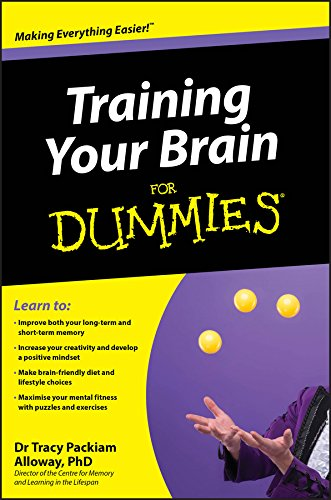 Training Your Brain For Dummies (English Edition)