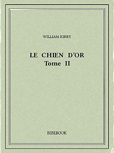 Couverture du livre Le Chien d'Or II