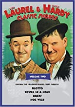 Laurel and Hardy Classic Shorts (Volume 2)