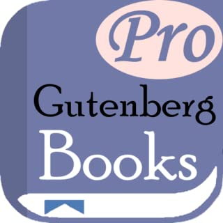 Gutenberg Books PRO: NO ADS!   100,000 FREE eBooks/Novels + EPUB/TXT/PDF Reader, 100% LEGAL & FREE (Easy-to-use Android App with Auto-Scrolling, Notepad, Audio Books, Bookmark & Many More Features!) This app may not work with old Kindles/Fires